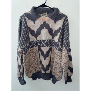 Mondo Retro Wool Sweater